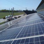 Parking Solar Venado Tuerto